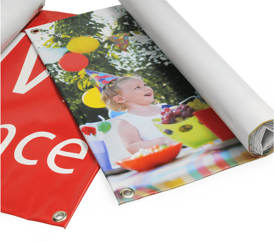 Caring for your PVC Banner!