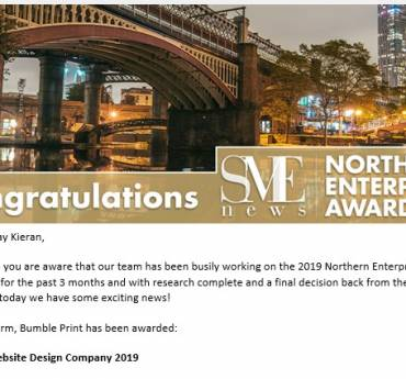 SME Northern Enterprise Awards